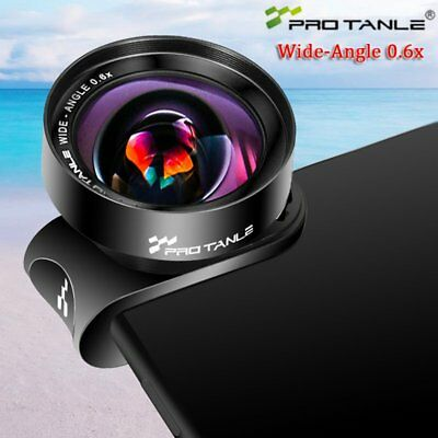 PRO TANLE Professional 0.6x Wide-Angle Lens with Clip For iPhone X XS XR Samsung