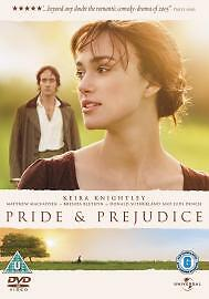 Pride And Prejudice (DVD, 2006) BRAND NEW AND SEALED KEIRA KNIGHTLEY