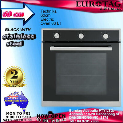 Euro 60cm Electric EGO Cooktop Stainless Steel EPZ4EESXV MADE IN ITALY BRAND NEW