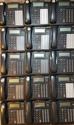 (Lot of 15) ESI 48 KEY H DFP Business Office Telephones - NO STANDS
