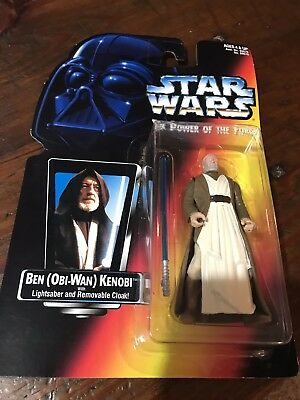 Star Wars Power Of The Force Action Figures Lot of 4 UNOPENED!!! and 1 Bend ems