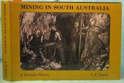 History of Mining in South Australia: Gold Mines, Opal, Copper: Old Photographs