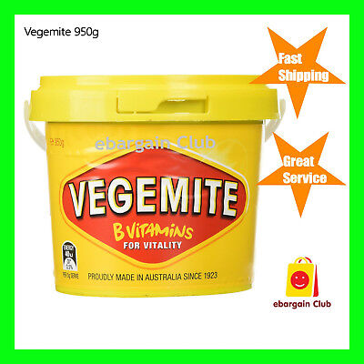 Vegemite Tub 950g Sandwich Spread Australian Made eBC
