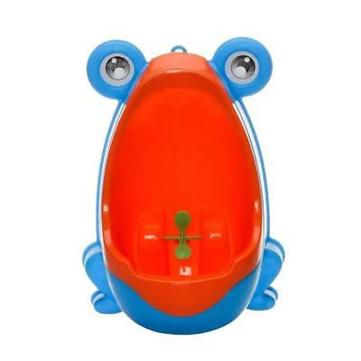 Lovely Frog BoyBaby Children Potty Urinal Pee Toilet Training Trainer Urine A FT