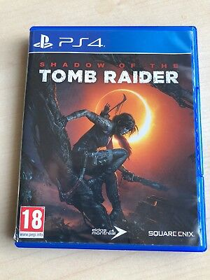 Jeu PS4 Shadow of The Tomb Raider