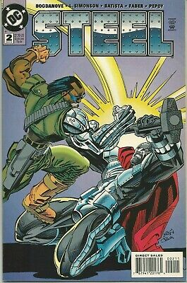 Steel Issue 2