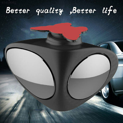 0875 Auxiliary Mirror Blind Spot Mirror LH Rearview Blind Area Curved Glass