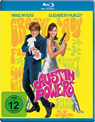 Myers, Mike-Austin Powers - (German Import) (Uk Import) Blu-Ray New