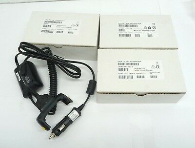 Job Lot of 3 x Motorola Symbol Vehicle Battery Chargers for PDAs VCA5500-01R