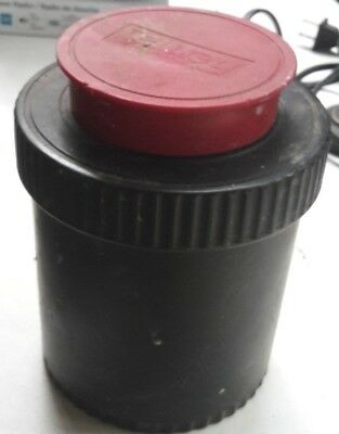 35mm film developing tank for darkrooms
