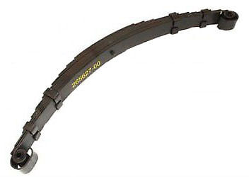 "Land Rover Series 2/2A/3 Front Rh 9 Leaf Spring 88"" Petrol  - 241283 **uk Made**"
