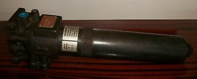 PALL Hydraulic Filter Housing & Ultipor II Element. 6000 psi. 9800 Series. NEW.