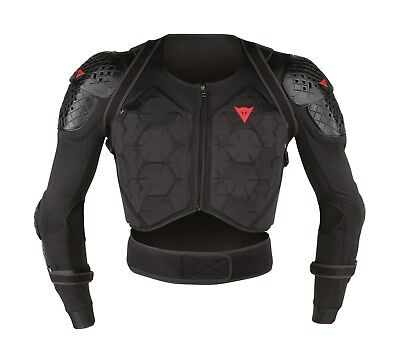 Dainese - Armoform Manis Safety Jacket - Small - Black - Mtb - 3879690001-S -