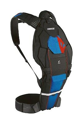 Dainese - Pro Pack Evo Back Protector - Medium - Black/blue - 3980002V42-M -