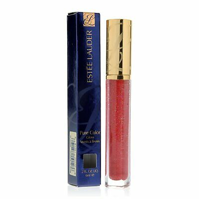 Estee Lauder Pure Color GIP Gloss PCG 34 Star Ruby Sparkle Full Size