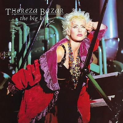 Thereza Bazar - The Big Kiss: Expanded Edition 2 CD ALBUM (18TH JAN) NEW