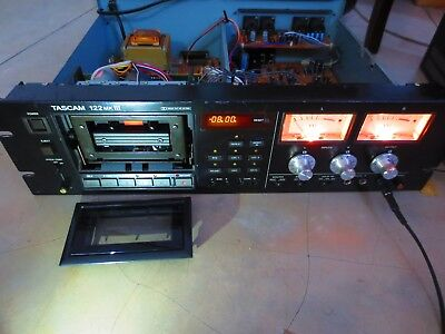 TASCAM 122 MK III cassette mechanism -Complete and perfect working order