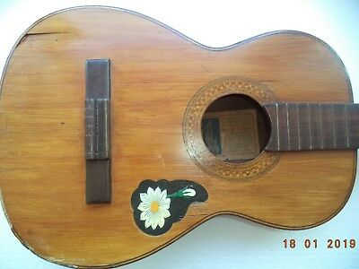 Very old Italian guitar CATANIA CARMELLO - 1959
