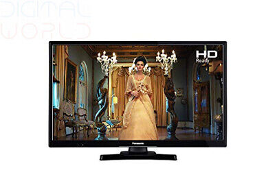 Panasonic TX-24E302B 720p HD Ready 24-Inch LED TV with Freeview - Black 2018 A+