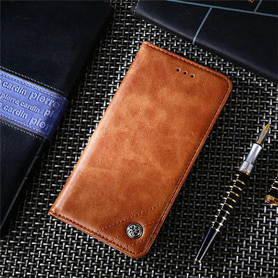For Huawei P Smart 2019 P20 Lite Nova 3i Flip PU Leather Wallet Stand Case Cover