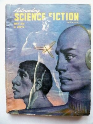 Astounding Science-Fiction  May 1948  L Ron Hubbard  serial 3 of 3