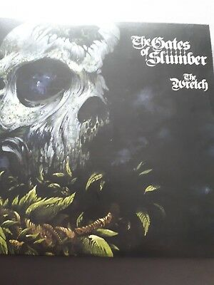 The Gates Of Slumber - The Wretch (2011),DLP, Blue Vinyl