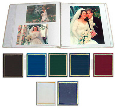 Pioneer Ps 5781 Photo Album With 2 Refills 5x7 8x10 10 Pages