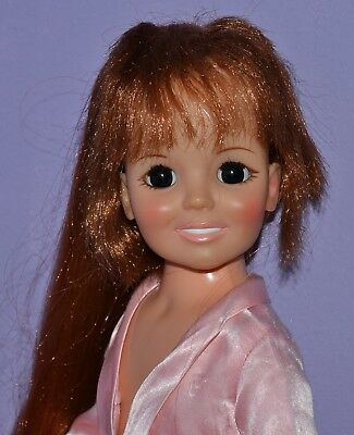 """Ideal 1970 Talky Talking Crissy Doll """"my Hair Grows"""" Works Original Outfit 18"""""""