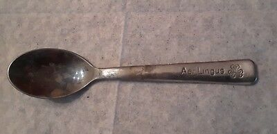 Vintage Aer Lingus Spoon Vinets Ireland