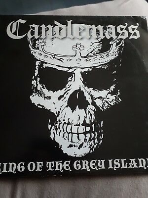Candlemass -King of the grey islands DLP,Vinyl(2007)