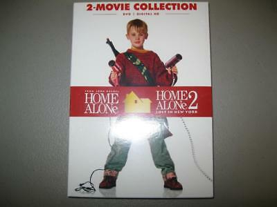 Home Alone 2 Movie Collection DVD Factory Sealed