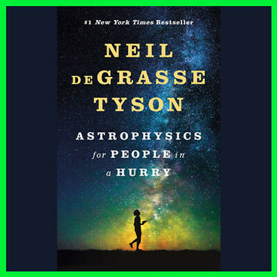 ASTROPHYSICS for PEOPLE in a HURRY by Neil (E-BooK){PDF}⚡Fast Delivery(10s)⚡