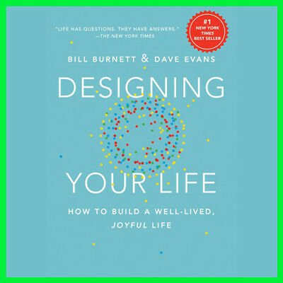 Designing Your Life by Dave Evans and Bill (E-BooK){PDF}⚡Fast Delivery(10s)⚡