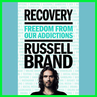Freedom from Our Addictions by Russell Brand (E-BooK){PDF}⚡Fast Delivery(10s)⚡