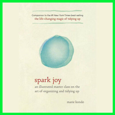 Spark Joy by Marie Kondo (E-BooK){PDF}⚡Fast Delivery(10s)⚡