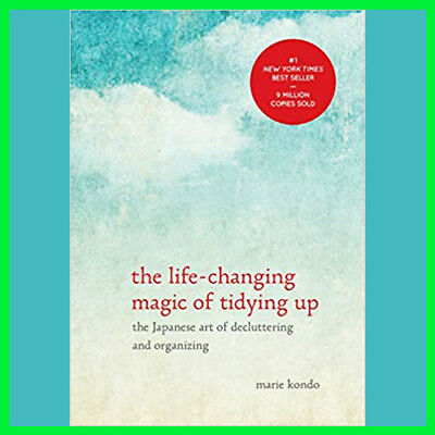 The Life-Changing Magic of by Marie Kondo (E-BooK){PDF}⚡Fast Delivery(10s)⚡