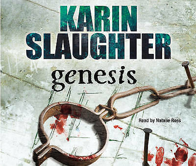 Genesis: (Will Trent Series Book 3) by Karin Slaughter (CD-Audio, 2009)