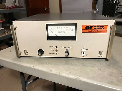 Amplifier Research 700A power amplifier, fully tested