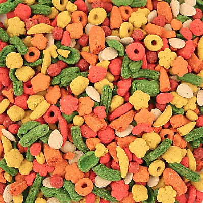 Kaytee Exact Rainbow Chunky Complete Diet Food for Large Parrots Macaw Cockatoos