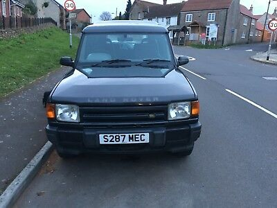 land rover discovery 1 300tdi rare 3 door no reserve