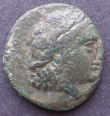 Ancient Greek coin. Troas, Abydus III cent. BC
