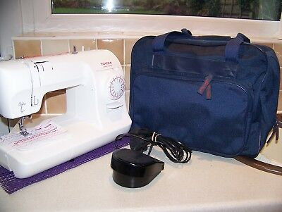 Toyota Sp15 F/a Ergonomic Design  Multistitch Heavy Duty Fabrics,c/bag, Serviced