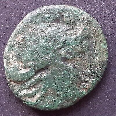 Ancient Greek coin. Thrace, Lysimachia IIIcent BC.