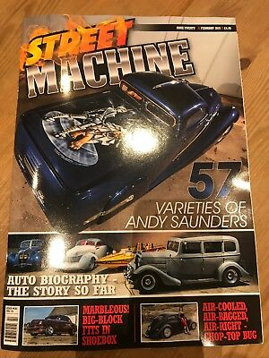 STREET MACHINE UK ISSUE 20 February 2019 Order Your Copy Now