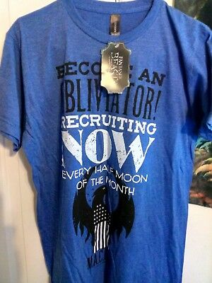 Loot Crate Exclusive Fantasic Beasts and Where to Find Them T Shirt Mens Medium