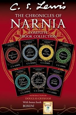 Chronicles of Narnia Full Audiobook Collection (Mp3, Download)