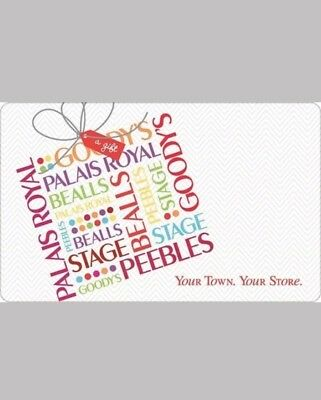 Stage Stores Gift Card - $50