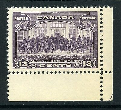 Canada Scott 224 - NH - 13¢ Charlottetown Pictorial Issue (.055)