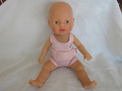 Baby Born Zapf Look Mommy I Can Swim Doll Pink Swim Suit