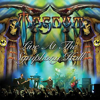Magnum-Live At The Symphony Hall (US IMPORT) CD NEW